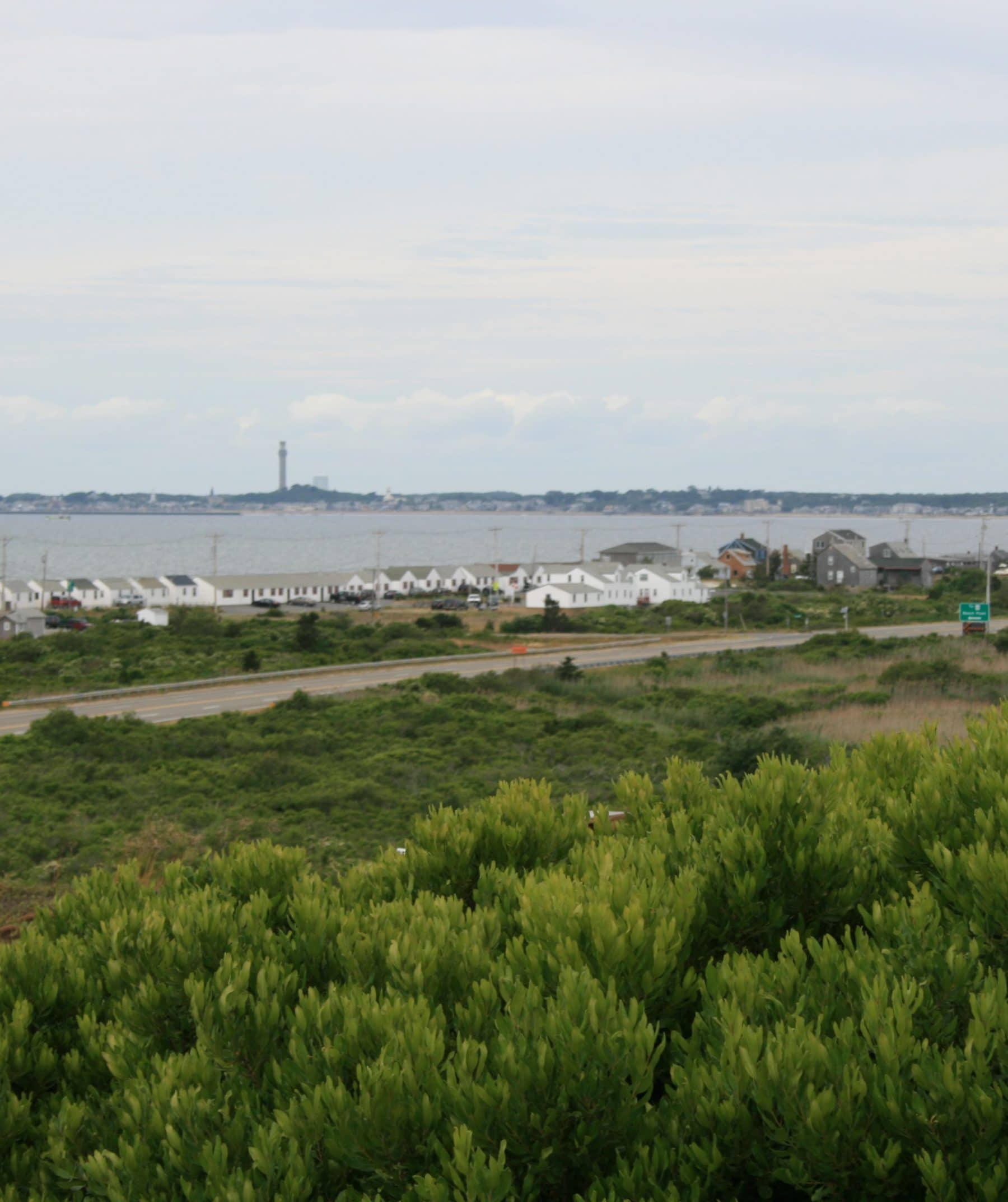 View Towards Provincetown